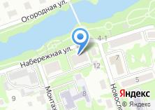 Компания «МОРОФСС» на карте