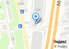 Компания «Автосервис на ул. Пожарского» на карте
