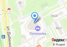 Компания «ФУНДАМЕНТСТРОЙ-6» на карте