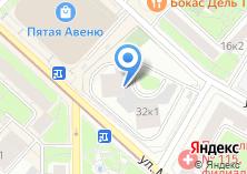 Компания «Инфаприм» на карте