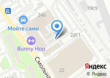 Компания «Тамбовчанка» на карте