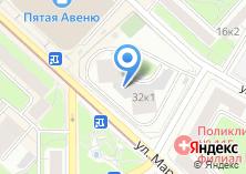 Компания «Bart Media» на карте