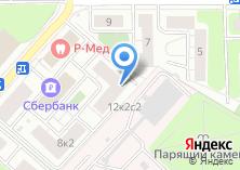 Компания «Поликлиника №2 им. Семашко» на карте