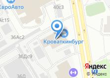 Компания «ТехКолд» на карте