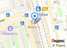 Компания «Экоокна» на карте