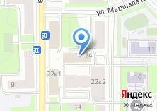 Компания «Sofia style» на карте