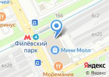 Компания «ZARINA» на карте