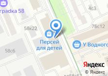 Компания «Доброе место на районе» на карте