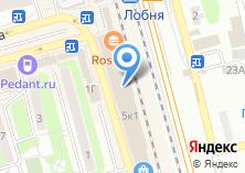 Компания «Магазин женского белья» на карте