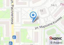 Компания «Библиотека №50» на карте