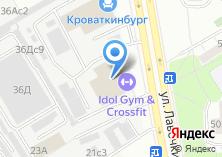 Компания «Климатфор» на карте