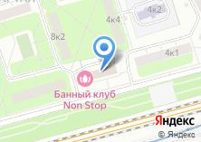 Компания «Баня на ул. Герасима Курина» на карте