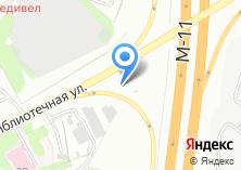 Компания «Нетвмятин.ру» на карте
