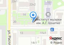 Компания «Муми-Тролль» на карте