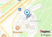 Компания «ПромСтройБетон» на карте