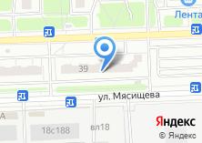 Компания «Мясоконтракт» на карте