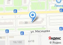 Компания «ООО СК Геодор - Строительная организация» на карте
