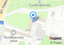Компания «Спасибо.ру» на карте