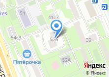 Компания «Ленинградское шоссе 52Б» на карте