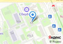 Компания «Магазин товаров для шитья на Адмирала Макарова» на карте
