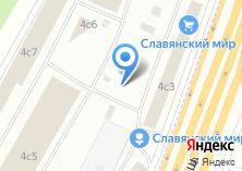 Компания «Инстройматериал» на карте