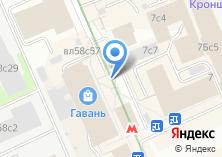 Компания «Студия моментального загара Бамбук - Моментальный загар за 15 минут» на карте