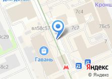 Компания «Инфлай» на карте