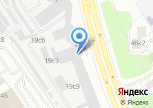 Компания «Камар» на карте