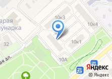 Компания «Строящийся жилой дом по ул. Коммунарка 8 (Коммунарка)» на карте