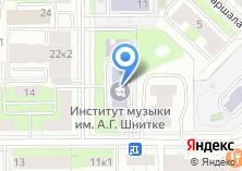 Компания «МГИМ» на карте