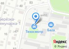 Компания «Экспресс-Металл» на карте