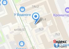 Компания «Эвита» на карте