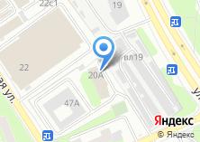 Компания «Сервисное Бюро Зет» на карте