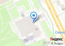 Компания «Icont» на карте