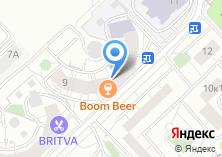 Компания «Есть хочу» на карте