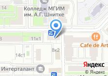 Компания «СТУДИЯ И ШОУ-РУМ MARIASHI» на карте
