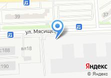 Компания «Шиномонтажная мастерская на Филёвском бульваре» на карте