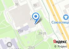 Компания «Паровозик» на карте