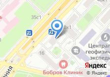 Компания «Нотариус Куренцова Н.В» на карте