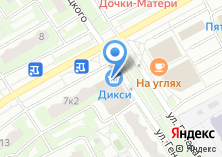 Компания «КБ Агросоюз» на карте