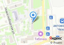 Компания «Принт Сервис» на карте