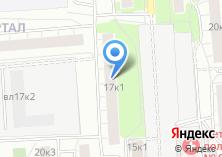 Компания «Адвокатский кабинет Чернышева В.Л.» на карте