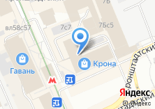 Компания «Теплый ветер» на карте