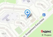 Компания «СДМ» на карте