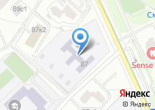 Компания «Детский сад №1430» на карте