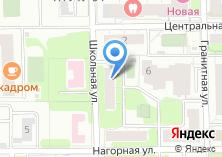 Компания «Школьная 9» на карте