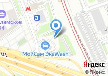 Компания «АСЦ-Партнер» на карте