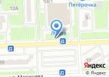 Компания «Магазин колбасных изделий на Филёвском бульваре» на карте