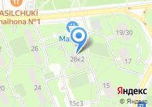 Компания «Совет ветеранов Головинского района» на карте