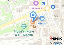 Компания «Лиза» на карте